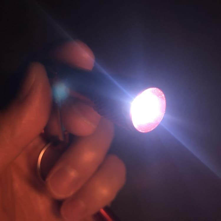 100均ホイッスル付属ライト